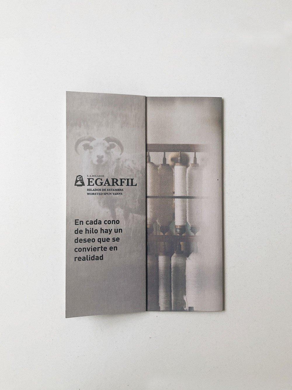 Catálogo Hilados Egarfil - Textil Terrassa